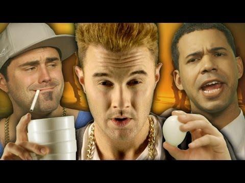 Justin Bieber - confident Parody video