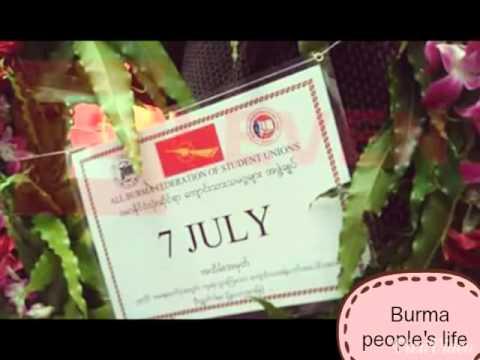 Burma people's life