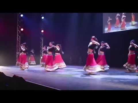 Zee stars opening act - Emperors Palace, South Africa