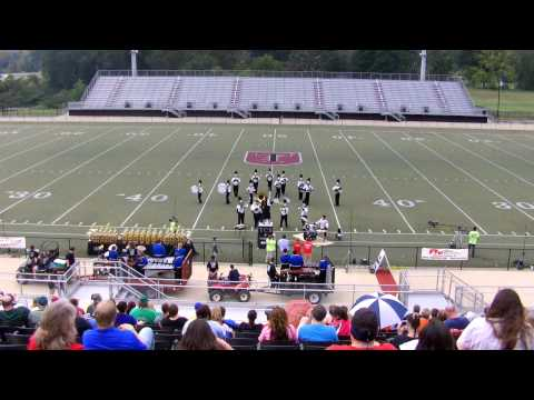 MidSouth Marching Band Festival: Tuscaloosa Christian School