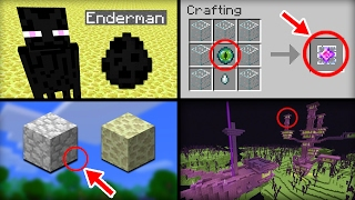 ✔ Minecraft: 10 Changes Made to The End