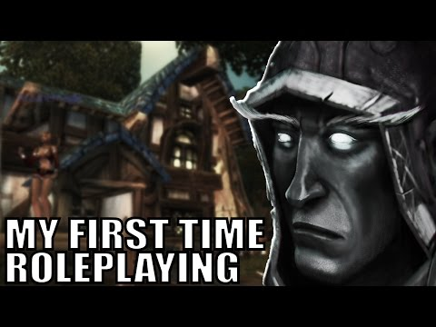 My Terrifying First Experience Roleplaying in World of Warcraft...