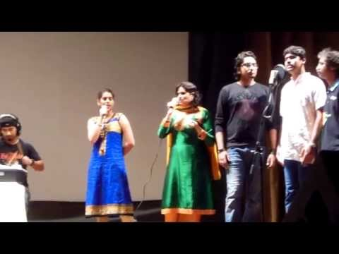 Gorya Gorya Galavari Navri Aali - TIFR Republic Day 2014 Performance...