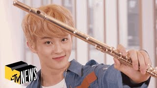 NCT 127 🌟 9 Things You Didn't Know About the K-pop Group | MTV News