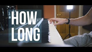"""Download Lagu Charlie Puth - """"How Long"""" (Cover By Ben Woodward) Gratis STAFABAND"""