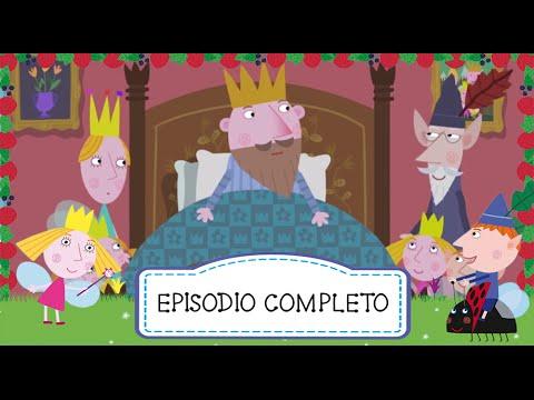 El Pequeño Reino de Ben y Holly - King Thistle no es así