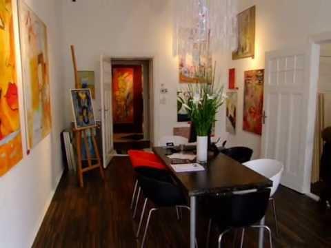malerei abstrakte bilder gro formatige acrylgem lde. Black Bedroom Furniture Sets. Home Design Ideas