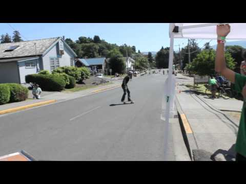 Cathlamet Downhill Corral 2011 Bustin Edit
