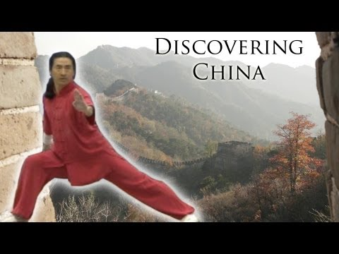 Discovering China - NTD Martial Arts Competition Announced, Donnie Yen in HK