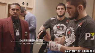 "Khabib Nurmagomedov on Wrestling - ""Everybody can punch, but not everybody can wrestle."""
