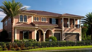 Reserve at Minneola by Standard Pacific Homes - The 'Andover' Model