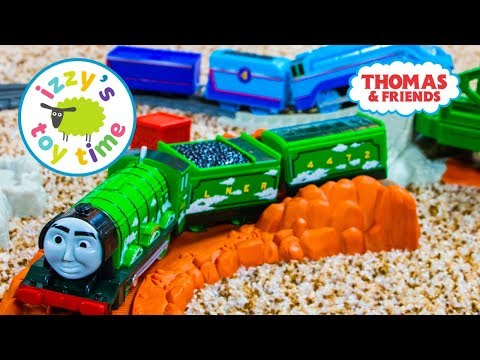 Toys for Kids | Thomas and Friends TRACKMASTER DARING DERAIL! Toy Trains for Children | Kids Videos