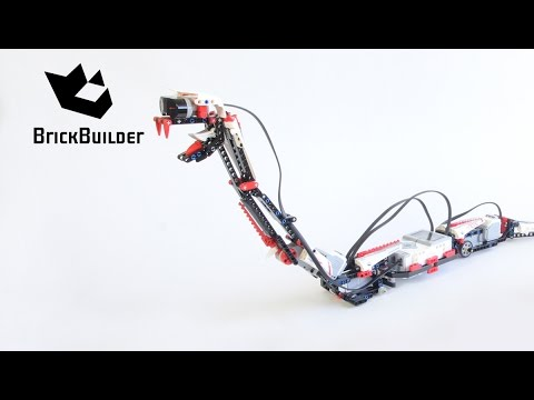 ev3 robot building instructions pdf
