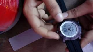 SINOBI Sport Military Man Watch Rubber Watchband Digital Quartz Luminous Dual Time Day Date Watch
