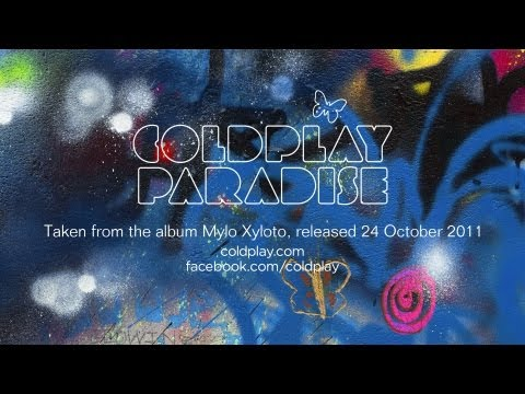 Thumb Coldplay publishes in YouTube the full new song: Paradise (from Mylo Xyloto)
