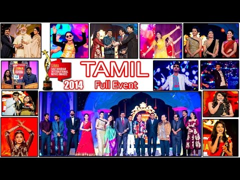 Siima 2014 Tamil Awards Full Event, Malaysia video