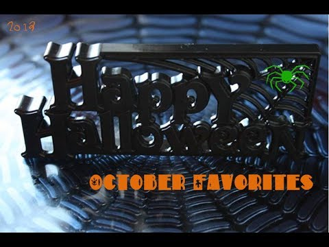 October Favorites 2013