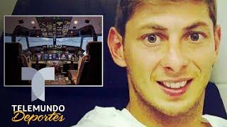 Un simulador recrea el vuelo de Emiliano Sala en la fatídica noche | Telemundo Deportes