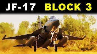 JF-17 Thunder BLOCK 3 - Special Features | K2K Pakistan