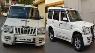 Used Mahindra Scorpio VLX Model  Car Sale