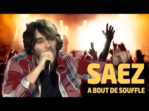 Damien Saez - A Bout De Souffle