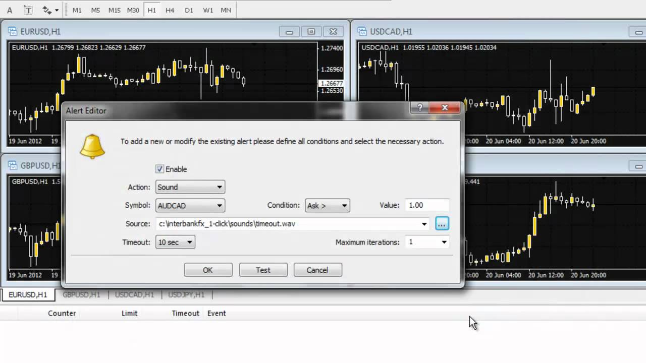J binary options demo account 60 seconds
