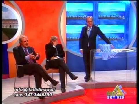 IL COMITATO PORTOSALVO, CON ANTONIO PARIANTE, INTERVIENE A 'I FATTI DI NAPOLI'.