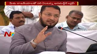 Asaduddin Owaisi Hits Out at Army Chief General Bipin Rawat
