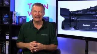 02. StudioTech 84 - The new Canon HF G30