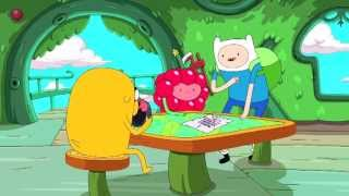 Adventure Time - Jake and Finn visit Wildberry Princess