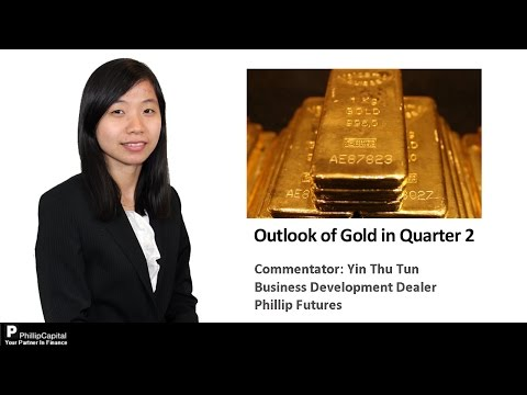 Outlook of Gold in the 2nd Quarter- PhillipCapital Market Watch
