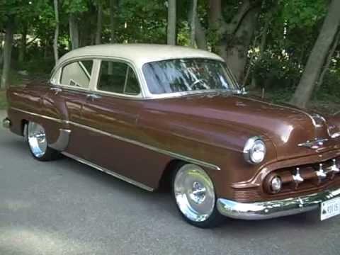 1953 chevy 4 door youtube for 1953 chevy 4 door