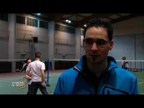 Visages du Sport : Yohan Delafosse, Badminton