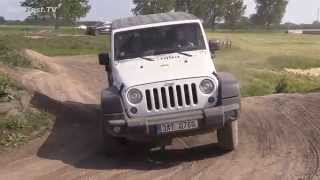 Offroad ride - Jeep Rubicon