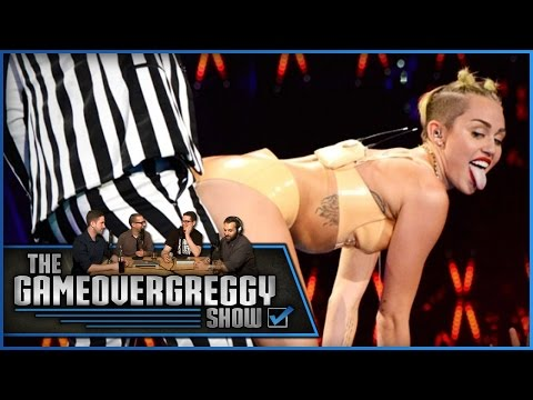 Why Is Twerking Sexy? - The Gameovergreggy Show Ep. 47 (pt. 3) video