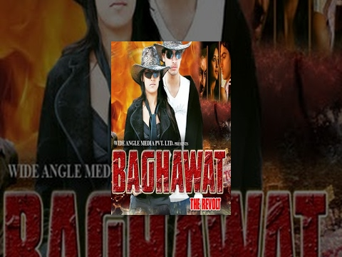 Baghawat The Revolt (Full Movie)-Watch Free Full Length Action Movie