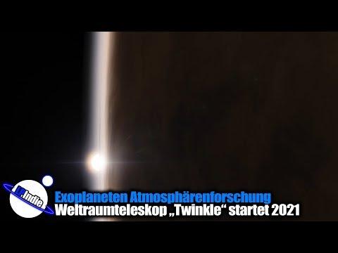 """Exoplaneten Atmosphären: Neues Teleskop """"Twinkle"""" für 2021 geplant"""