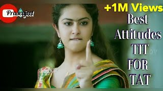 Best Girl Attitude WhatsApp status videos by Prasenjeet meshram