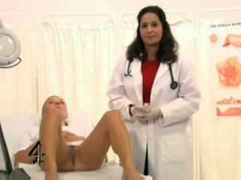 vagina exam