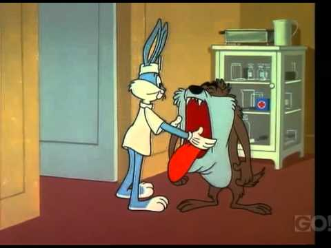 932. (1964) Dr. Devil and Mr. Hare (McKimson) (BB TD)