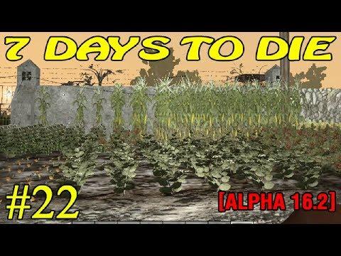 7 Days to Die ► Пополняю запасы ► №22 (16+)