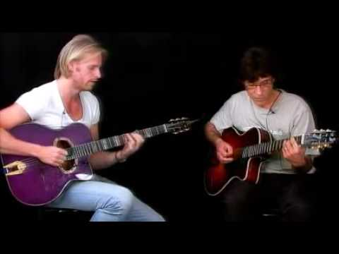 Jazz Guitar Lessons - Gypsy Duets - Andreas Oberg&Frank Vignola - Minor Swing