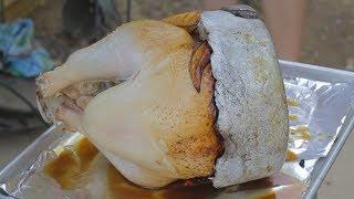 Molten Aluminum Deep Fried Turkey (Thanksgiving Special!!!)