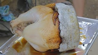 Molten Aluminum Deep Fried Turkey (Thanksgiving Special!!!) by : Sufficiently Advanced
