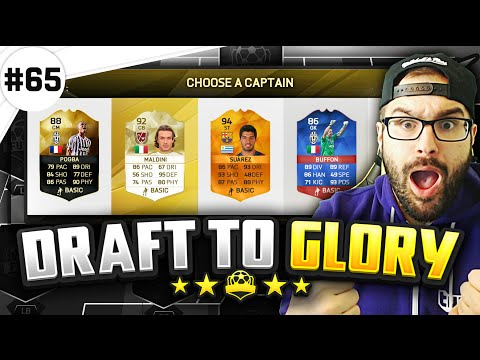 ALMOST THE BPL DREAM DRAFT! - FUT Draft to Glory #65 - FIFA 16 Ultimate Team