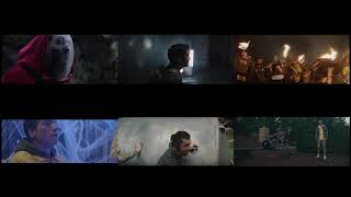 All Trench Music Videos (so far) at the Same Time