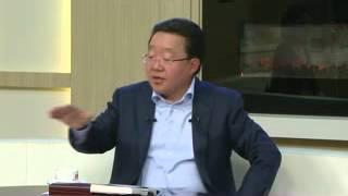 Монгол Улсын Ерөнхийлөгч Ц.Элбэгдорж UBS телевизийн Кофе юу, Цай юу нэвтрүүлэгт оролцлоо 2014.04.26