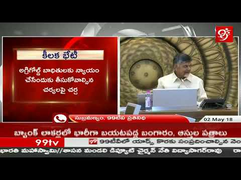 AP Cabinet Meeting | CM Chandrababu Naidu To Take PRC And Unemployment Benefits Decision | #99TV