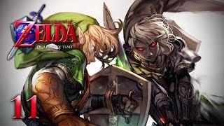 DARK LINK - Let's Play - The Legend of Zelda: Ocarina of Time 3D - 11 - Walkthrough
