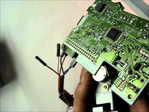 DIY FLOPPY DRIVE CNC: Part 5 - Floppy Drive/ CD-Rom Teardown